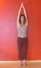 yoga sequence for flutists